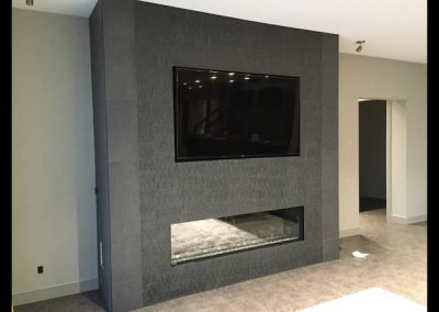 Arden Fireplace and Tv Tile